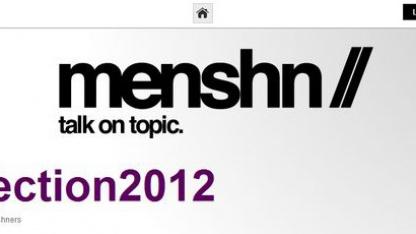 Menshn: 180 Zeichen für themenbezogene Diskussionen