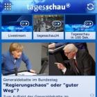 Grimme Online Award 2012: Publikumspreis für die Tagesschau-App