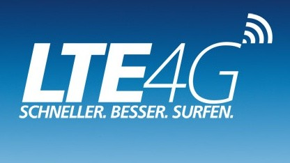 LTE-Logo von O2