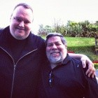 Megaupload: Steve Wozniak besucht Kim Dotcom