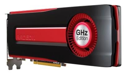 Die Radeon HD 7970 GHz Edition