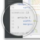 Adobe Brackets: Code-Editor fürs Web mit Live-Vorschau und Quick Edit