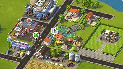 Sim City Social