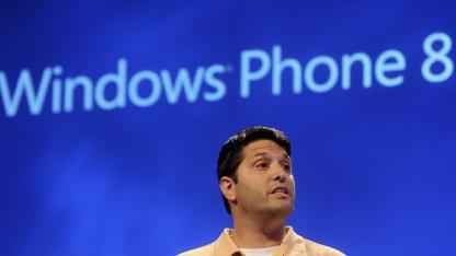 Microsoft plant keine eigenen Smartphones.