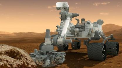Curiosity auf dem Mars: sieben entscheidende Minuten