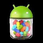Jelly Bean: Project Butter macht Android 4.1 deutlich schneller