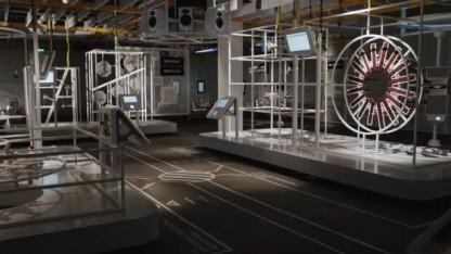 Chrome Web Lab: Interaktion vor Ort und über das Internet