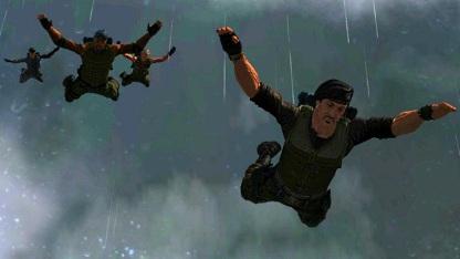 The Expendables 2 - das Videospiel