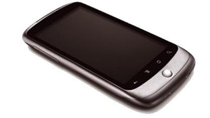 Das Nexus One diente als Testobjekt für DozyAP.