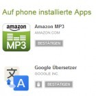 Google Play Store: Apps auf Android-Gerät per Browser aktualisieren