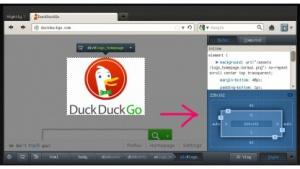 Layout-View für Firefox 15