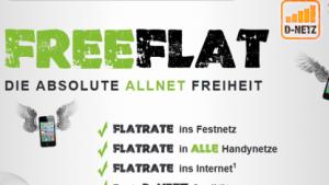Freeflat-Webseite