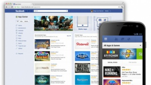 Facebook App Store - nun in den USA gestartet