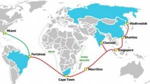 Brics Cable: Brics-Staaten wollen 12,8-TBit/s-Kabel bauen