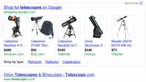 Wie sollten bezahlte Suchergebnisse gekennzeichnet werden?