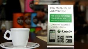 Kundenfeedback per Smartphone einsammeln