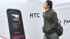Auch HTC ist von Patentstreitigkeiten betroffen.