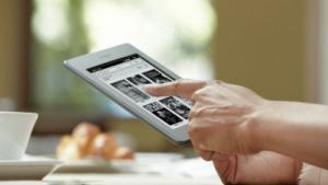 Amazon Kindle Touch: flexibler, mehr Inhalte und günstiger als gedruckte Bücher