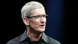 Tim Cook auf  Apples Worldwide Developers Conference 2012