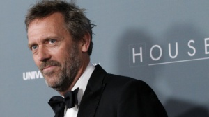Hugh Laurie bei einer Dr.-House-Abschlussparty in Los Angeles im April 2012