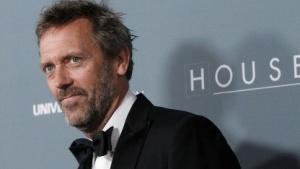 Hugh Laurie bei einer Dr.-House-Abschlussparty in Los Angeles im April 2012