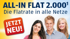 Aldi Talk All-In-Flat 2.000