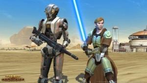 Bioware will Star Wars: The Old Republic wieder erfolgreicher machen.
