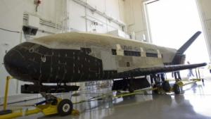 X-37B OTV nach der Landung: Spekulation über Nutzlast