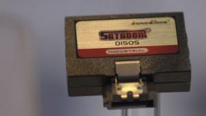 Innodisk Satadom: Sata-SSDs brauchen keinen separaten Stromanschluss
