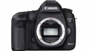 Kein kontinuierlicher Autofokus bei der Videoaufnahme: EOS 5D Mark III