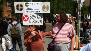 Anti-Piraterie-Abkommen: Das war's dann wohl, Acta