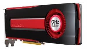 Die Radeon HD 7970 GHz Edition