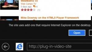 Regelwerk für Flash unter Windows 8