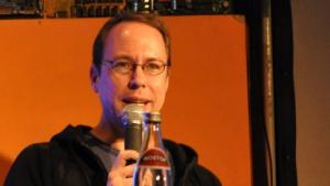 Markus Beckedahl von der Digitalen Gesellschaft