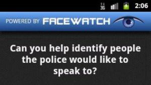 Facewatch ID: Londoner Polizei sucht per App nach Straftätern