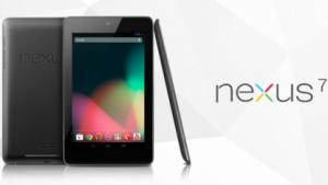 Asus Nexus 7: Googles erstes Nexus-Tablet ist günstig und 340 Gramm leicht
