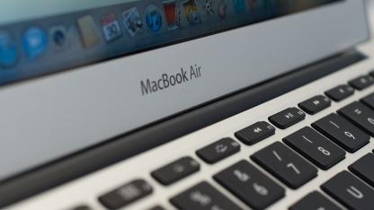 Das neue Macbook Air hat Probleme mit Chrome.