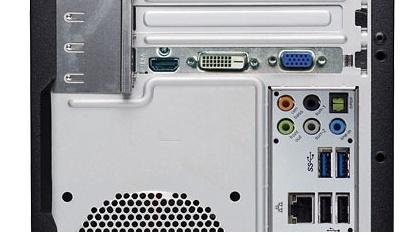 Die Grafikkarte unterscheidet den neuen Aldi-PC vom vorangegangenen.