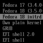 UEFI-Bootloader: Gummiboot kann mehrere Linux-Kernel starten