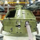 Raumfahrt: Erste Orion-Raumkapsel im Kennedy Space Center eingetroffen