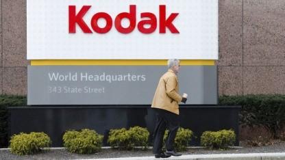 Kodak-Unternehmenszentrale in Rochester: Apple-Einspruch abgewiesen
