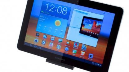 Das Galaxy Tab 10.1 darf in den USA nicht mehr verkauft werden.