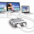 Matrox: Adapter macht aus einem Displayport zwei DVI-Ausgänge