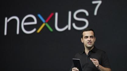 Mit ein wenig Basteln kann der Akku beim Google-Tablet ausgetauscht werden.