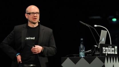 Till Kreutzer auf der Re:publica 2012