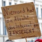 IMHO: Die Proteste gegen den Geist von Acta müssen weitergehen