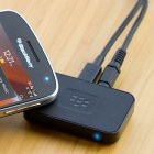 Bluetooth-Musik: RIMs Blackberry Music Gateway mit integriertem NFC