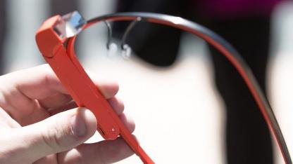 Die Pornoindustrie will die Kamera der Google-Brille nutzen.