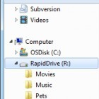 Rapiddrive: Rapidshare will weg vom Sharehoster-Image