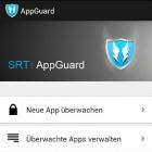 Android: SRT Appguard für mehr Sicherheit gegen Datenklau
